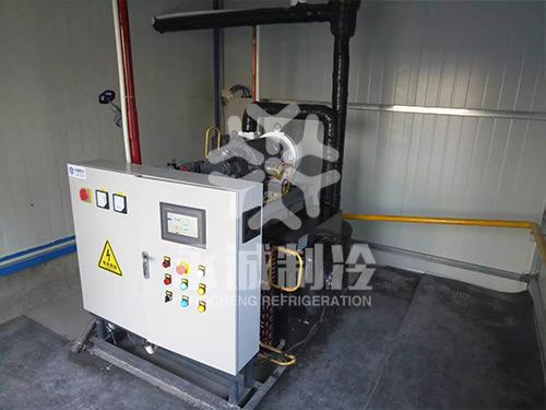 威海石岛富源冷藏厂海产品-20度冷藏库