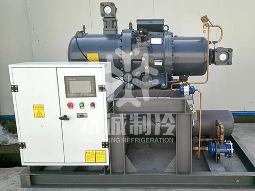江苏连云港丰收菇业有限公司食用菌强冷室